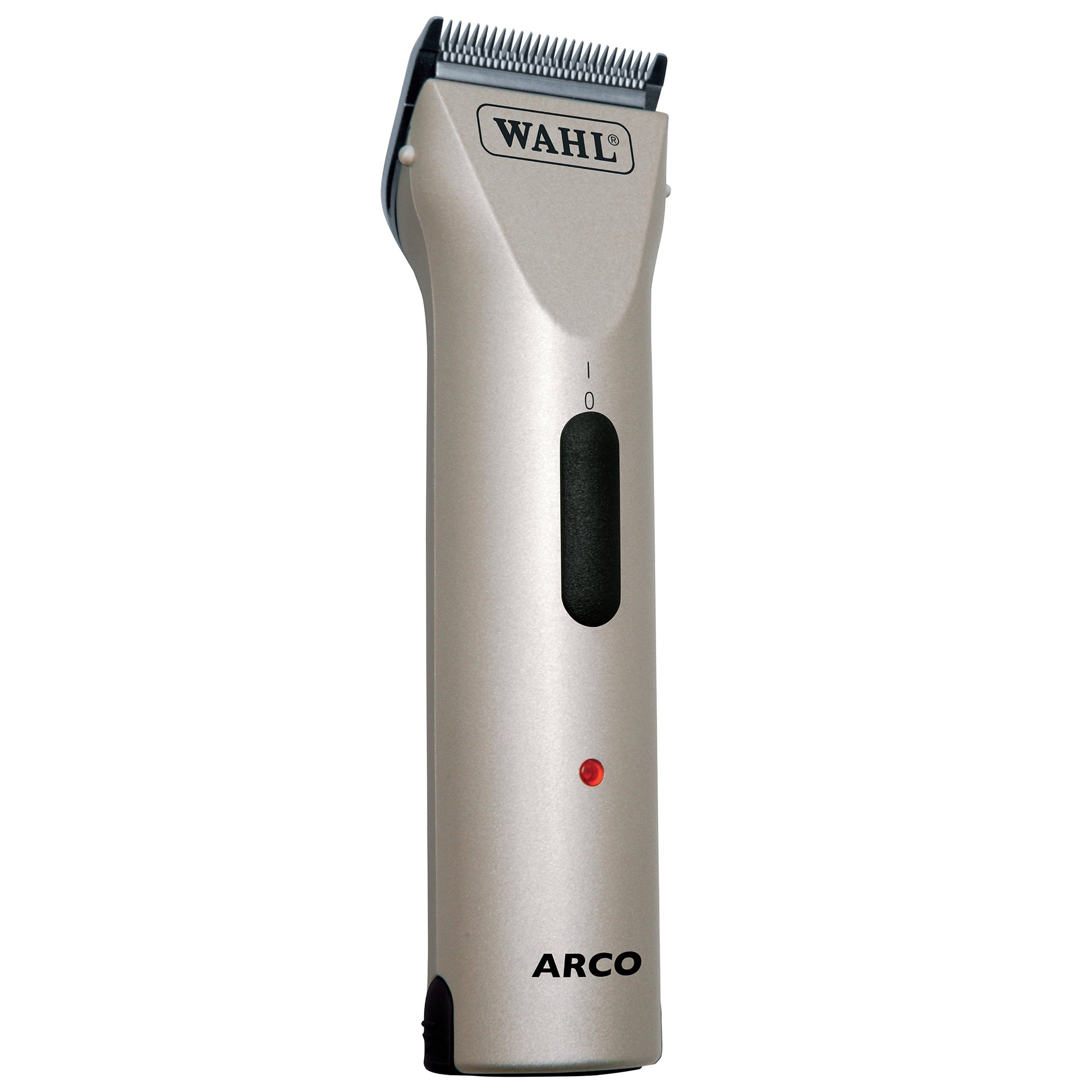 Wahl Professional Animal ARCO Cordless Pet Clipper and Grooming Kit, Champagne (#8786-452)