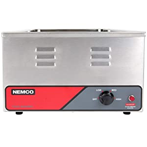 Nemco - 6055A - Full Size Countertop Food Warmer