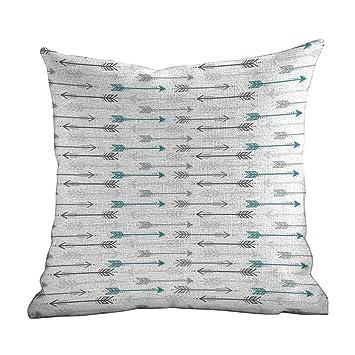 Amazon.com: Fundas de almohada de algodón de tamaño estándar ...