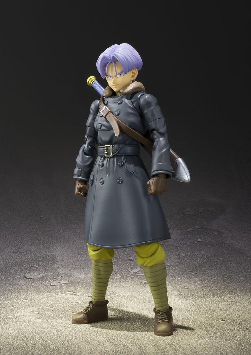 "Bandai Tamashii Nations S.H. Figuarts Trunks ""Dragon Ball: Xenoverse"" Action Figure"