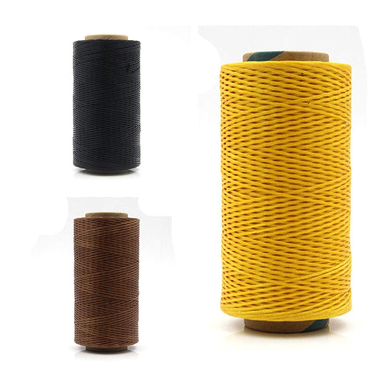 CHSEEO Artesan/ía del Cuero 20 Piezas Juegos y Kits de Costura Kits de Repujado de Cuero Herramientas de Coser Perforadora de Cuero para Manualidades DIY Cuero Artesan/ía #1
