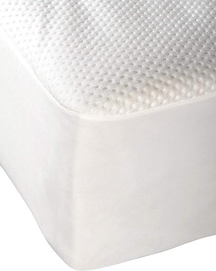 Pikolin Home - Protector de colchón bambú, impermeable. 90x190/200cm-Cama 90 (Todas las medidas)