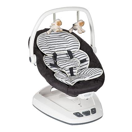 Graco Move with Me - Columpio para bebé, diseño rayas ...