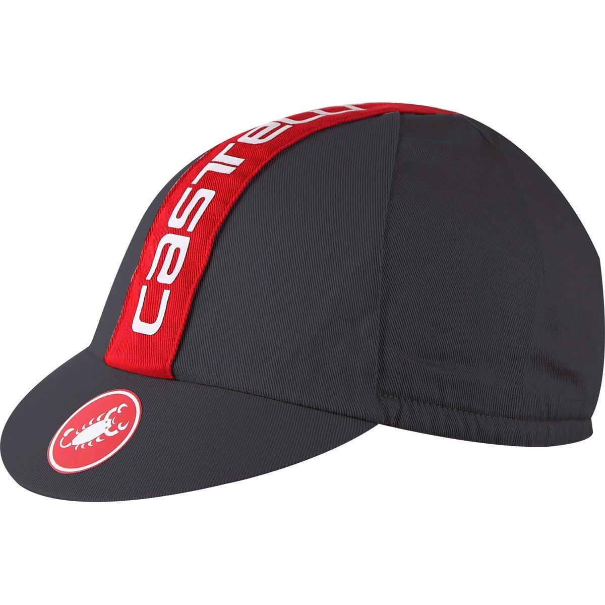 Castelli 4517048, Cap Unisex Erwachsene Einheitsgröße