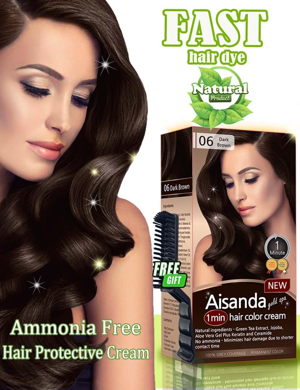 Amazon Dark Brown Hair Color Dye Beauty