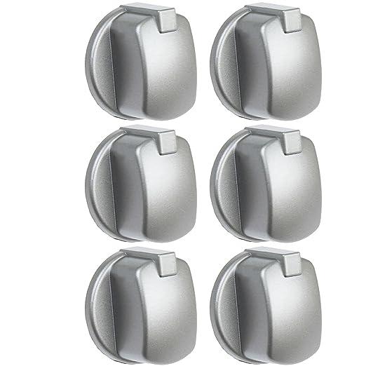 SPARES2GO - Botón de control de pomo para horno Indesit (paquete ...