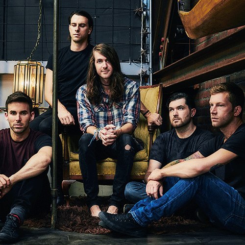Mayday Parade on Amazon Music | 500 x 500 png 153kB