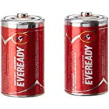Eveready Heavy Duty 1050 R20 Battery (Pack of 2)
