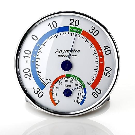 75 opinioni per Zogin Termoigrometro Termometro Igromentro Misuratore di Temperatura e Umidità