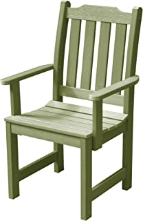 product image for highwood AD-CHDL2-SGE Lehigh Dining Armchair, Dried Sage