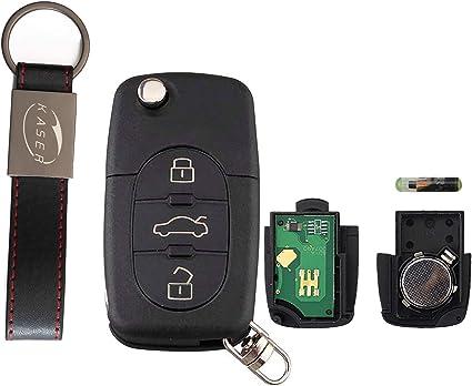 Schlüssel Fernbedienung Für Audi Mit Elektronische Elektronik