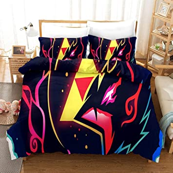 3D The Legend of Zelda Game Kids Bedding Set Duvet Cover Quilt Cover Pillowcase