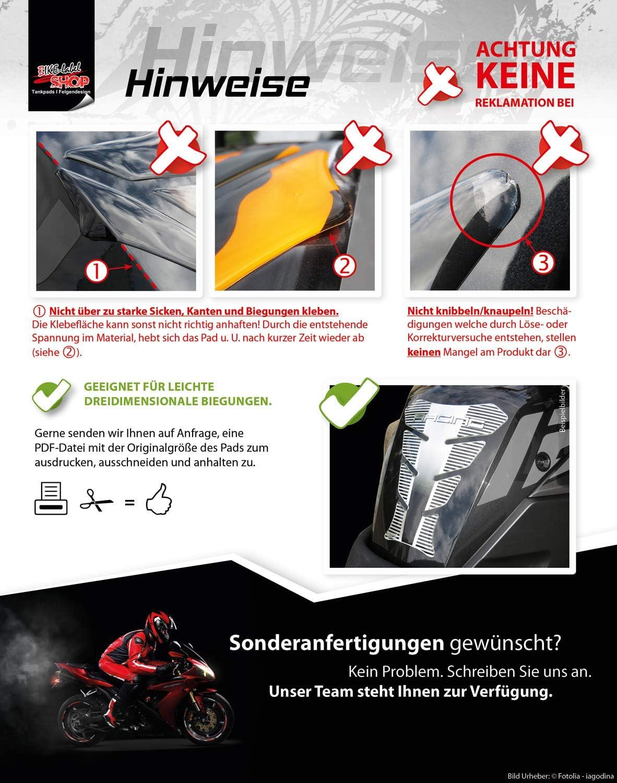BIKE-label 660006-VA Tappo serbatoio compatibile con KTM 1290 Super Duke R a partire dallanno di costruzione 2020