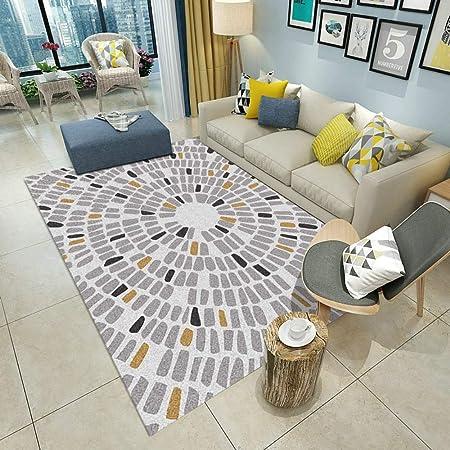 Arredare Soggiorno E Salotto.Mengjie Home Lavabile Tappeti Di Design Per Salotto Pietra