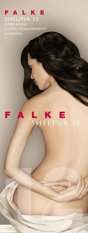 Trasparente Donna Falke Shelina fein Calzettoni