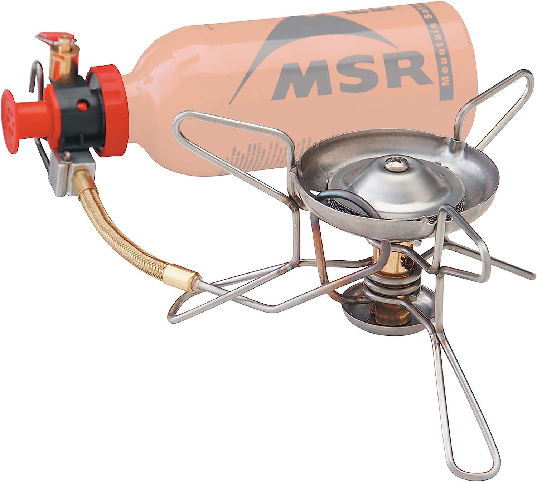 MSR Whisper Lite - gasolina hervidor