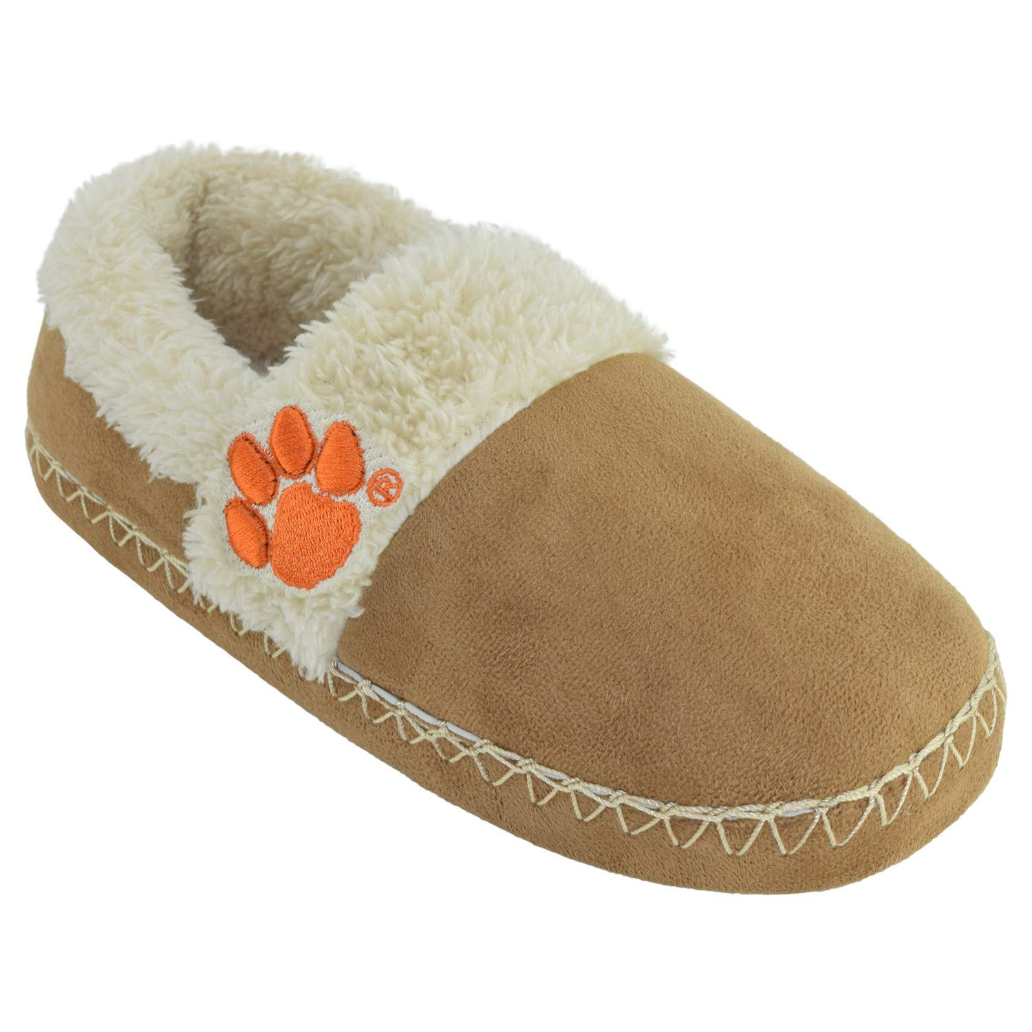 Campus Footnotes slippers