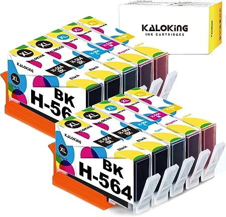 Cartridges Ink Compatible HP 364XL Printer Deskjet Officejet Photosmart