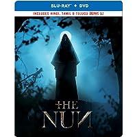 The Nun (Steelbook) (Blu-ray + DVD) (2-Disc)
