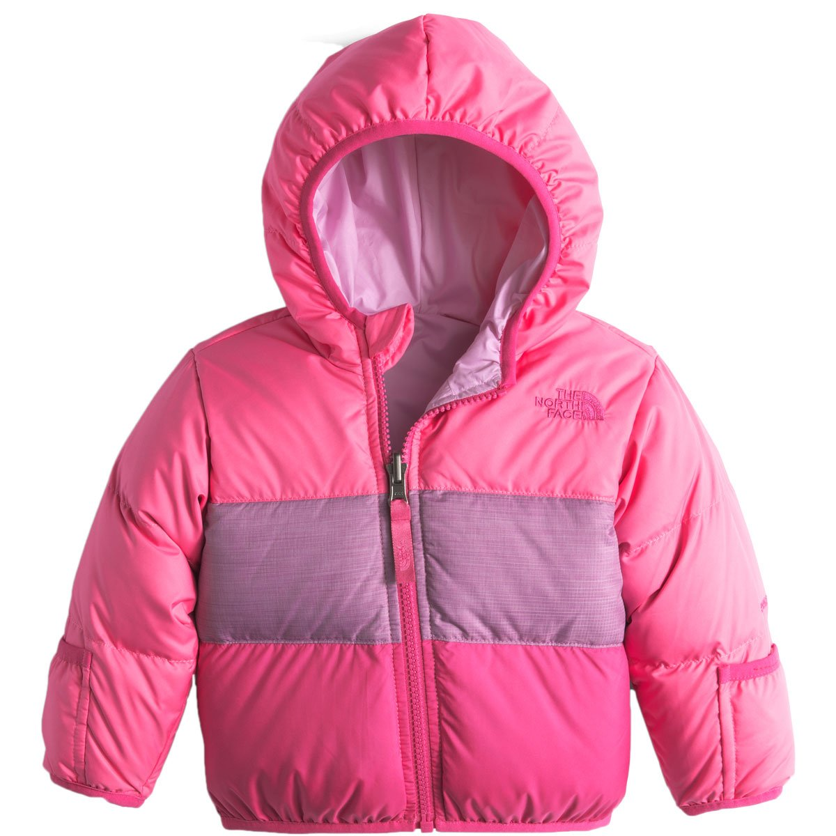 Baby Girls' Reversible Moondoggy Jacket - cha cha pink, 18 - 24 months