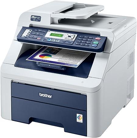 Brother Mfc9120cn All In One Farblaserdrucker Computer Zubehör