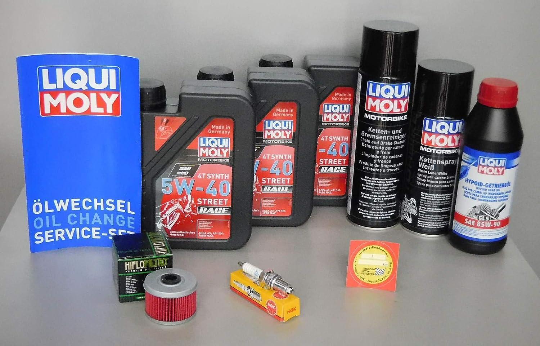 MotorFunSports Kit de mantenimiento para Honda TRX 400 EX ...