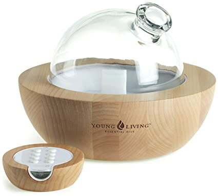 61ceca99a1c42 Amazon.com  Young Living Essential Oils Aria Ultrasonic Diffuser  Home    Kitchen