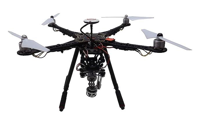edilights - Drone cuadricóptero S500 NUEVO + GPS + Gimbal: Amazon ...