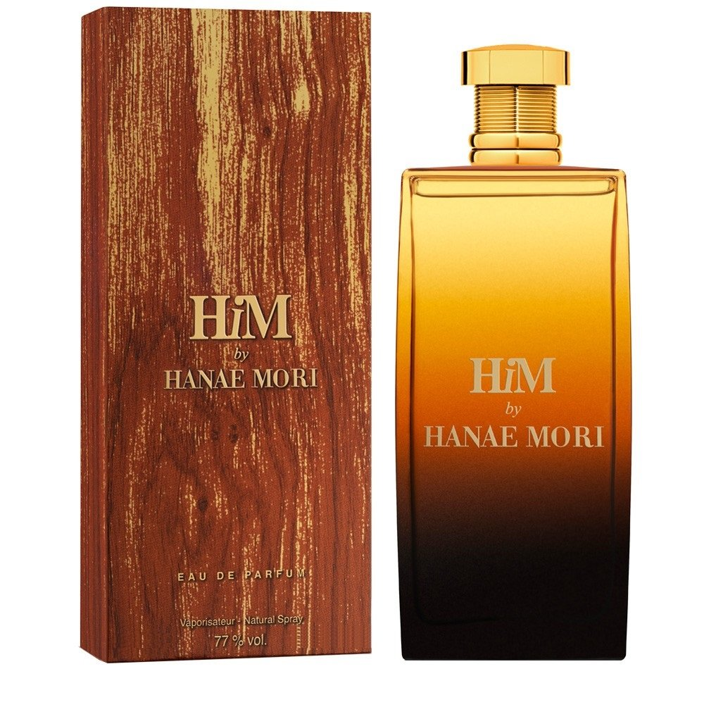 Hanae Mori Him for Men-1.7-Ounce EDP Spray M-4424