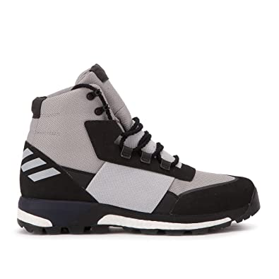 quality design 29b8e c4ab7 Amazon.com  adidas Day One Men Ultimate Boot (GrayLight OnixStoneBlackWhite)   Hiking Shoes