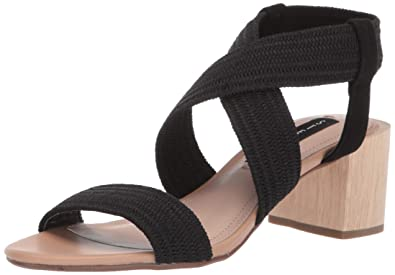 c05f13db5d5 STEVEN by Steve Madden Women s Release Sandal Black Multi 6 ...