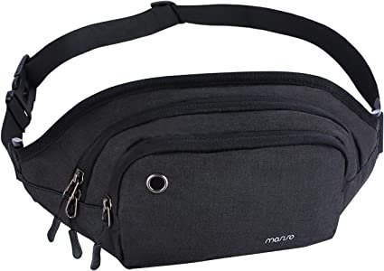 Adjustable Belt for Sports Running Be Workout Traveling Casual Running Fanny Pack Cute Kids Rabbit Girls Boys Waterproof Fanny Pack for Men/&Women