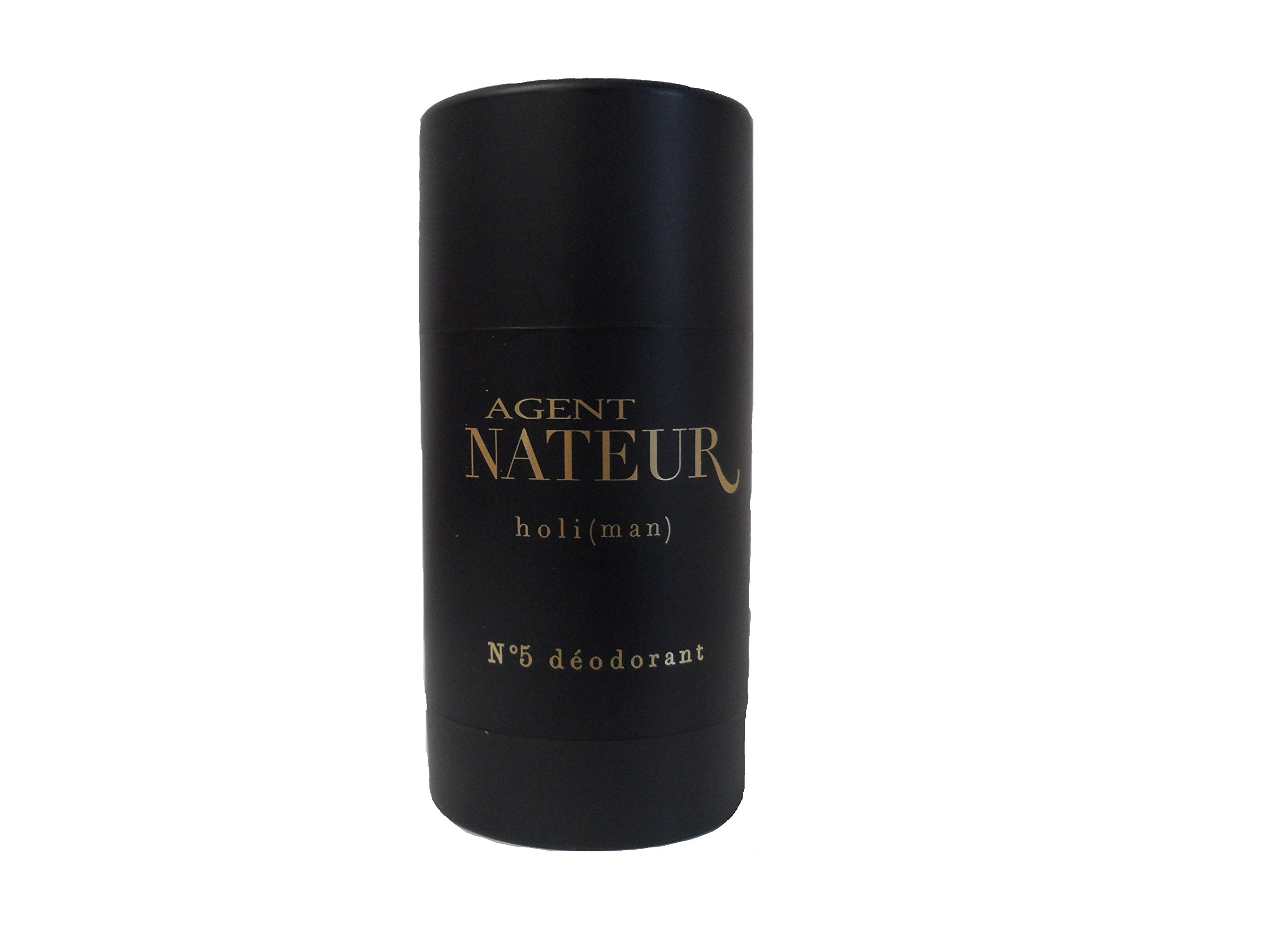 Agent Nateur Natural Deodorant (holi(man)), 1.7Oz