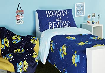 Primark Housses De Couette Disney Toy Story Alien Ensemble De
