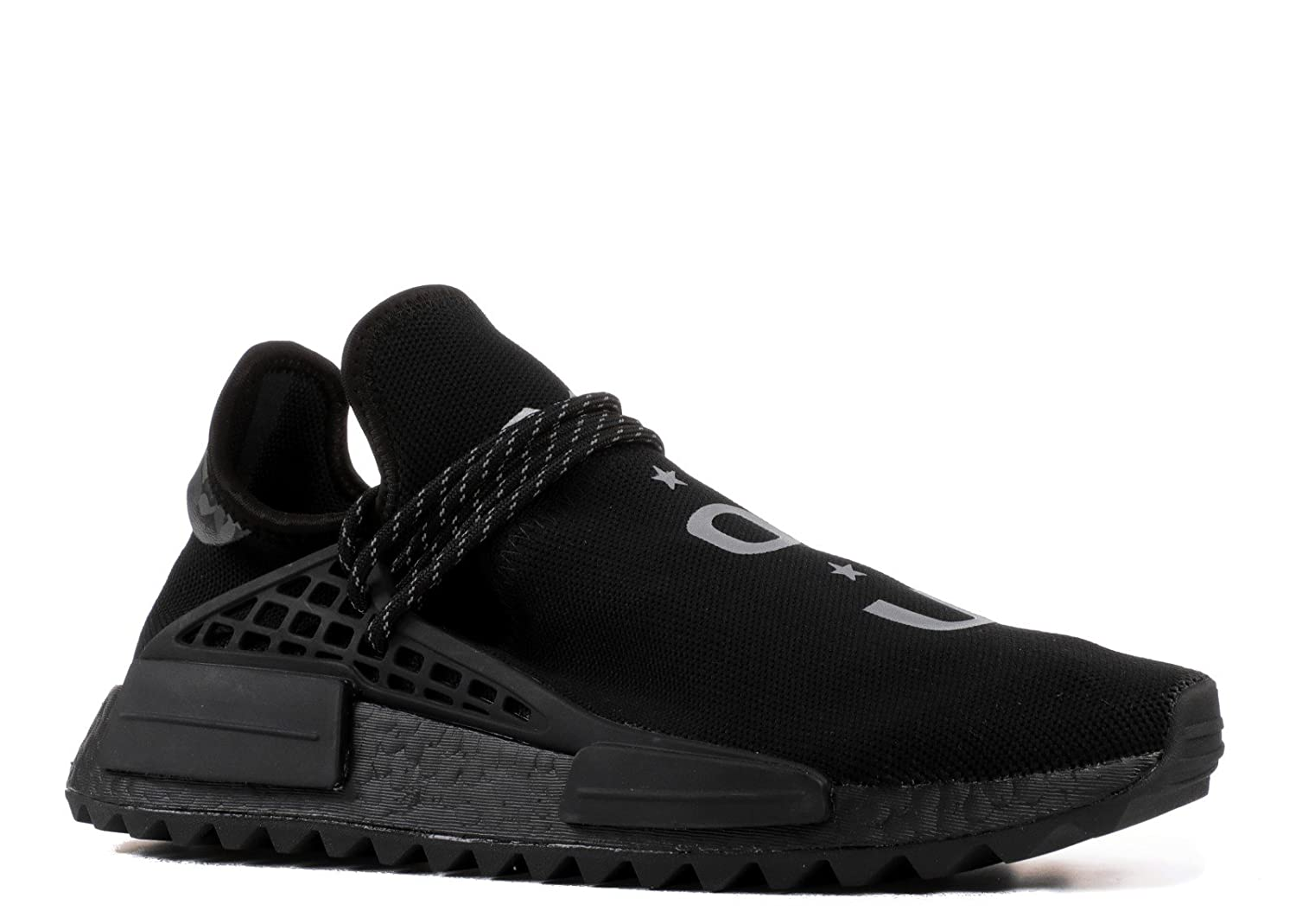 best loved 8f542 2c863 adidas PW Human Race NMD TR Black Size: 4 UK: Amazon.co.uk ...