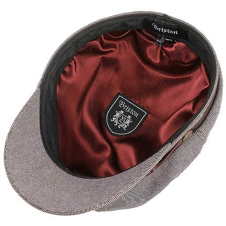 Brixton Men s s Athens Cap Hat  Amazon.co.uk  Clothing f8ce25a0891c