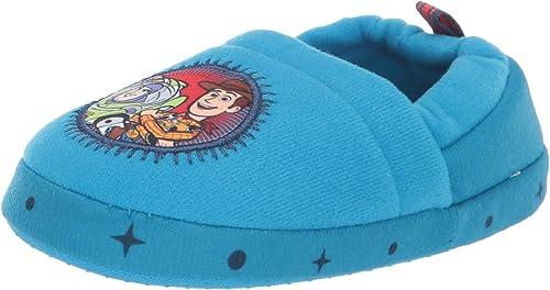 Disney Store Pixar Toy Story Buzz Lightyear Light Up Slipper Shoes Toddler 5//6