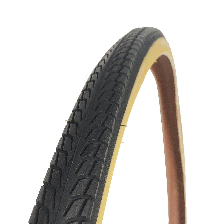 Raleigh T1531 - Neumático de flecha, color negro, 700 x 38 c