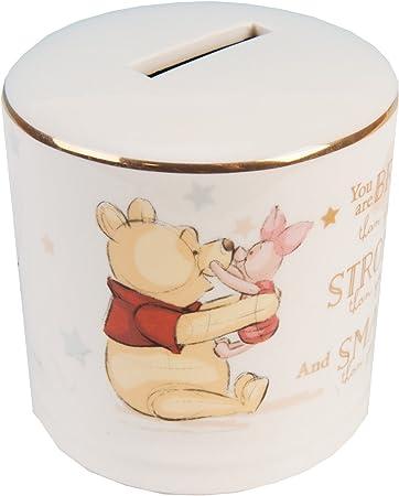 Disney Magical Beginnings Ceramic Money Bank Bambi Money Box Ceramic Baby