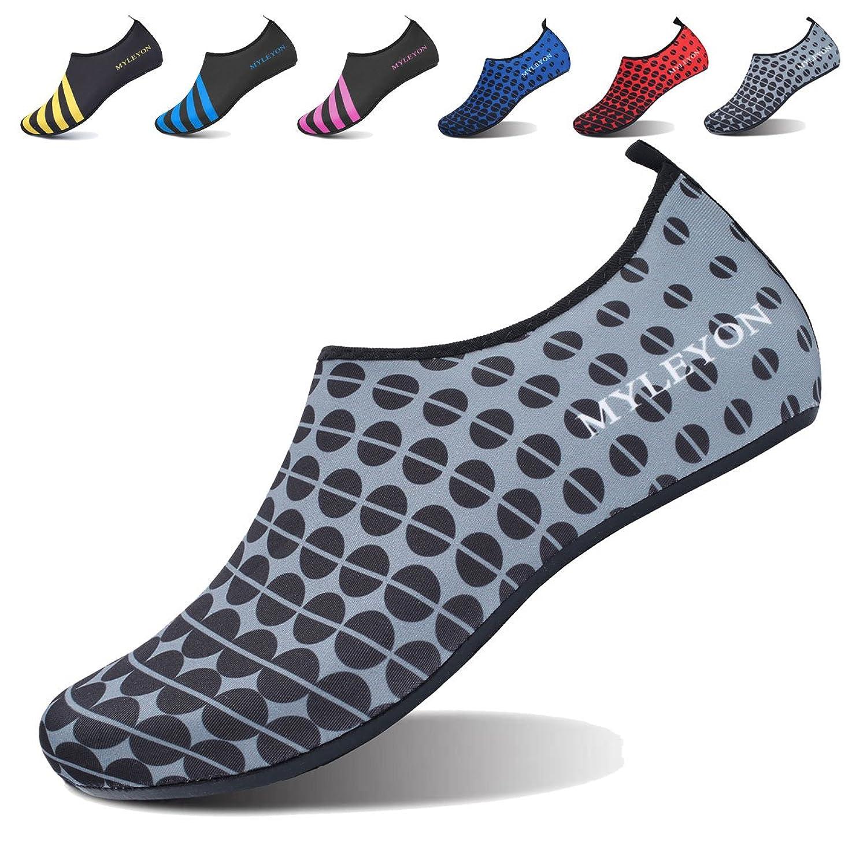 e4b69f4cbb1832 Barerun Barefoot Quick-Dry Women Men Water Shoes Skin Aqua Socks for Swim  Beach Pool Surf Yoga Sport Exercise
