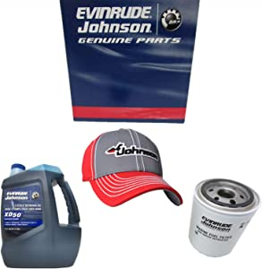 OEM Evinrude Johnson BRP Outboard Carburetor Kit 439076