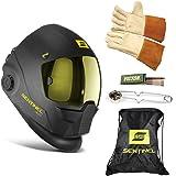 ESAB Sentinel A50 Automatic Welding Helmet, BAG, TIG GLOVE, STRIKER, TIP CLEANER 0700000800