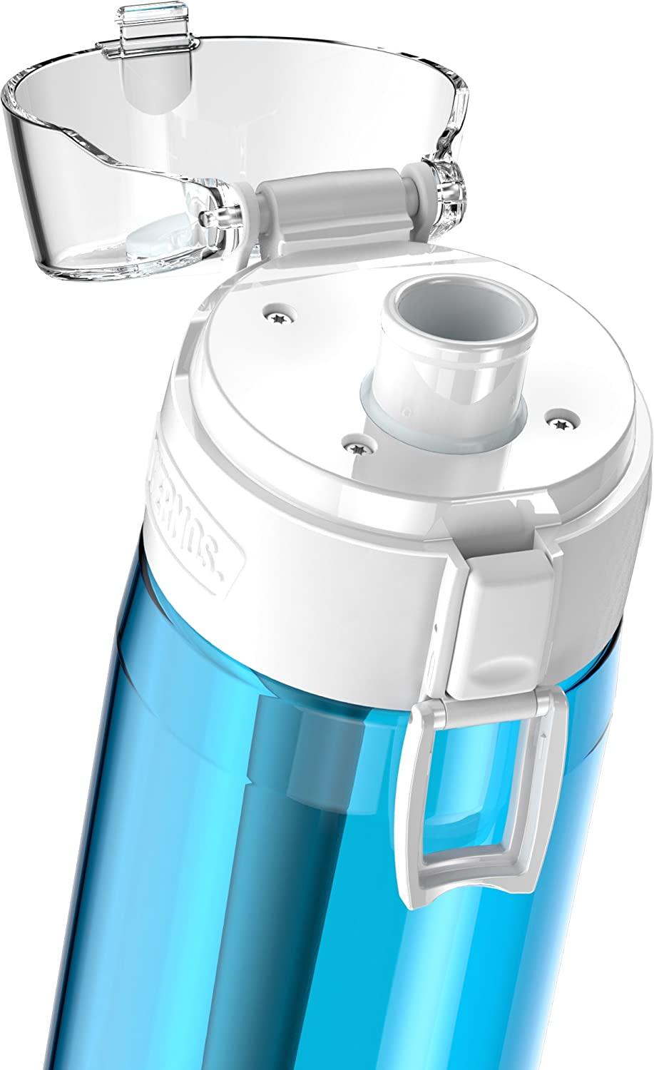 Teal SP4005TL4 Thermos 24 Ounce Hydration Bottle with Connected Smart Lid