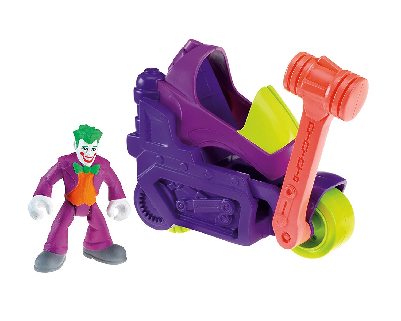 Mattel Batman – m8124 – Figur – Imaginext Batman – The Joker