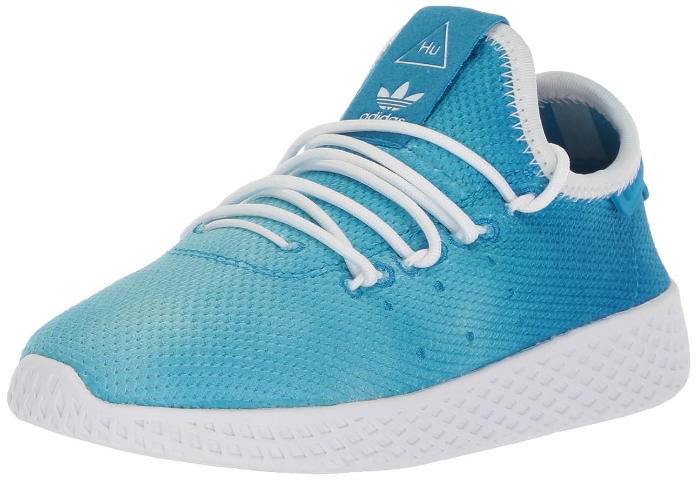 adidas Originals ユニセックスキッズ Pw Tennis Hu C B071HV4YJK 13 Medium US Little Kid|Bright Blue/White/White Bright Blue/White/White 13 Medium US Little Kid