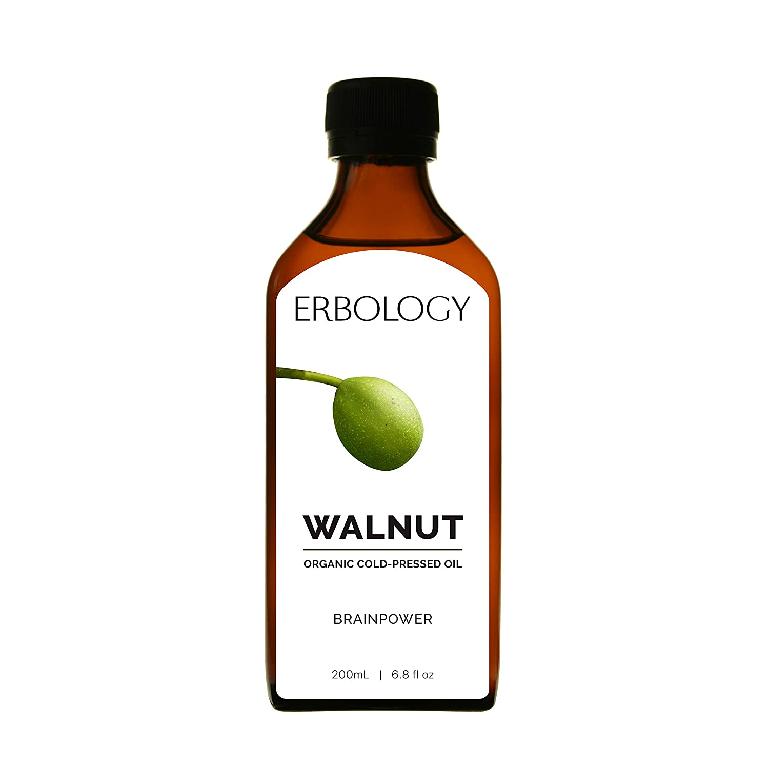 Organic Cold-Pressed Walnut Oil Image