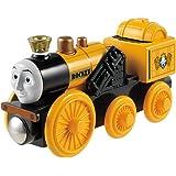 Mattel Fisher-Price Y4485 - Thomas und seine Freunde Stephen - Holz Lokomotive