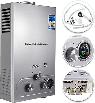 Guellin LNG Calentador de Agua de Gas Natural Calentador de ...