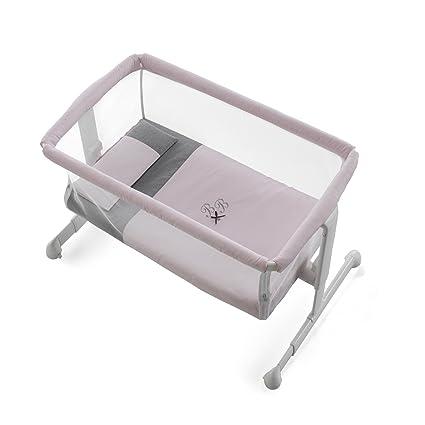 Takta 860 Bb02 - Minicuna colecho, color rosa