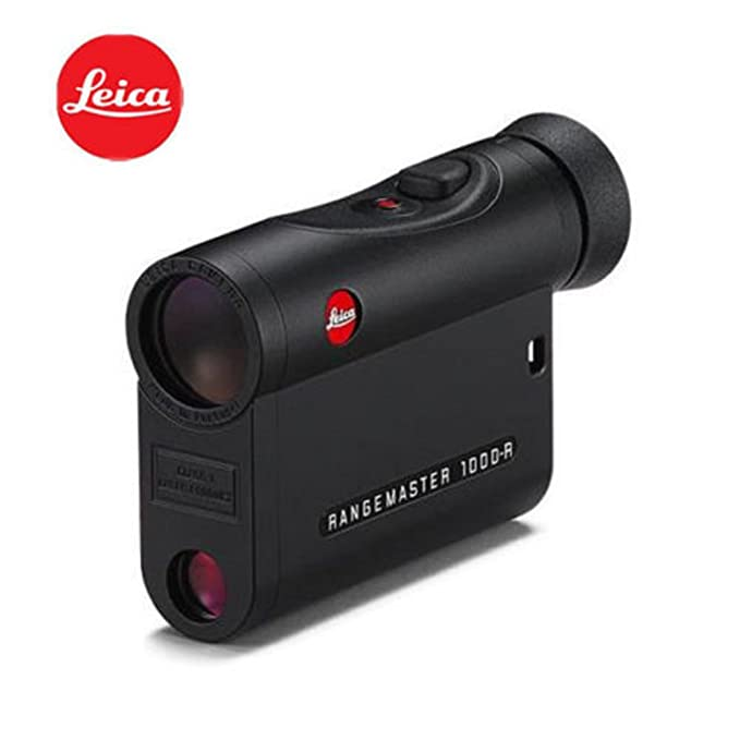 Leica Rangemaster CRF 1000-R Laser Rangefinder w/Horizontal Range - 40535